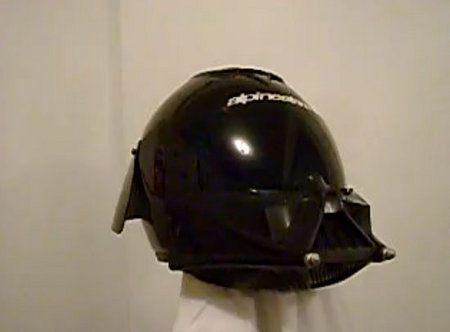 Geniales cascos para motocicletas