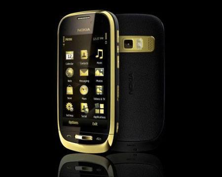 Nokia Oro, un nuevo y elegante móvil