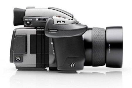 Nueva cámara DSLR de 200 megapíxeles