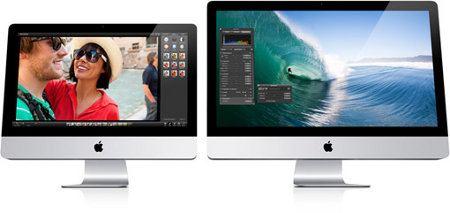 Nueva iMac con CPU quad-core, gráfica AMD, puertos Thunderbolt y más
