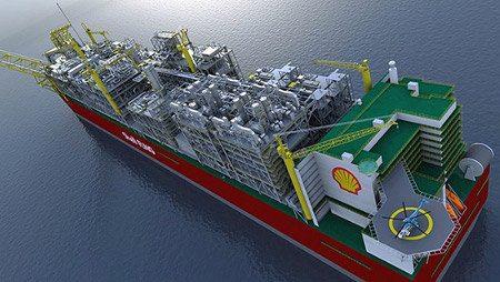 Shell planea construir el objeto flotante más grande del mundo
