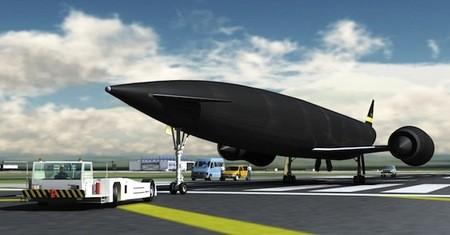 Skylon, un fantástico avión espacialfantástico