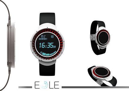 Sopla el reloj si quieres saber la hora