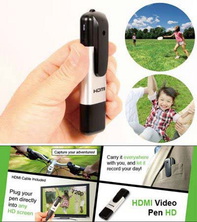 Thanko Video Pen
