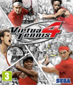 Virtua Tennis 4, gameplay de singles