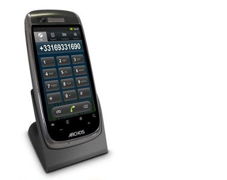 ARCHOS 35 presenta dos nuevos smartphones