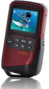 AquaCAM, nueva videocámara Full HD sumergible