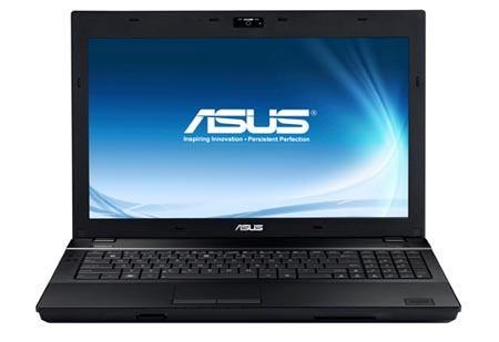 Asus B53F, nueva laptop de negocios