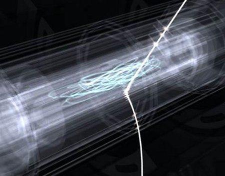 Científicos atrapan antimateria durante 15 minutpos