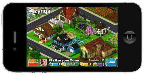 CityVille para iPhone será lanzado en pocas semanas