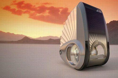Ecco, el vehículo de los hippies futuristas
