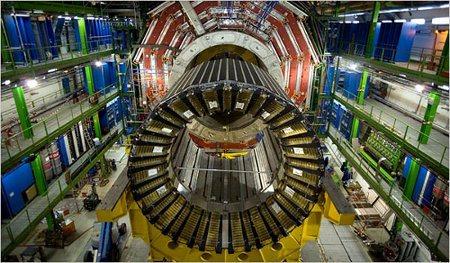 El GCH logra la colisión de estrellas de neutrones