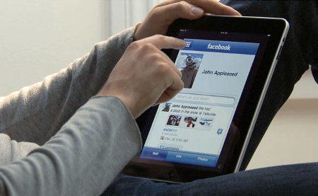Facebook llegará al iPad