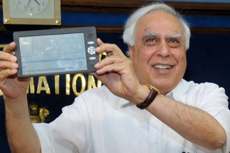 India lanzará el tablet de $35 dólares