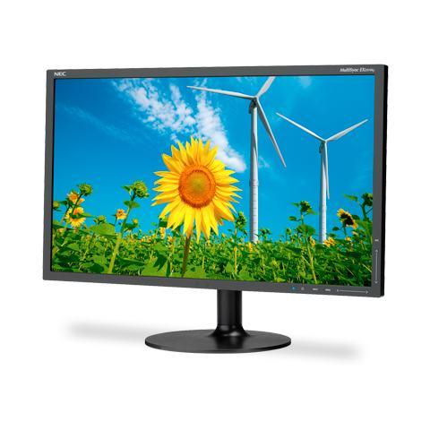 NEC lanza nuevo monitor ecológico de 23 pulgadas