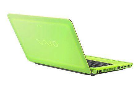 Notebook Sony VAIO C actualizada