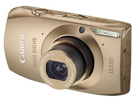 Nueva cámara Canon Ixus 310 HS