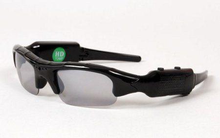 Nuevos lentes de sol con cámara HD