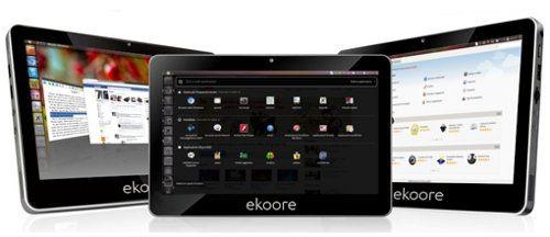 Python, nuevo tablet con sistema operativo Linux