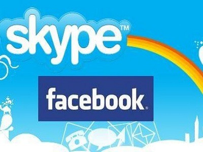 Skype gana más integración con Facebook