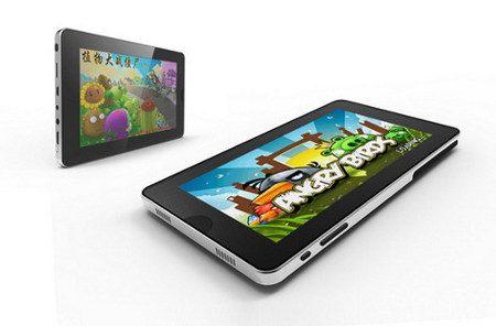 SoCool X7, un nuevo tablet Android