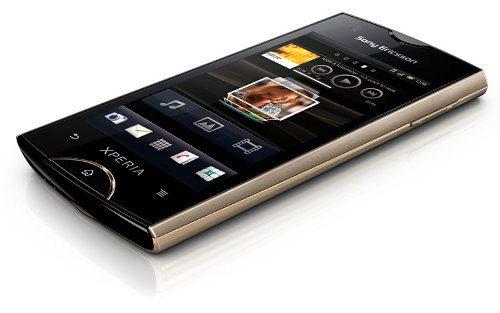 Sony Ericsson presenta dos nuevos smartphones Xperia Xperia-Ray