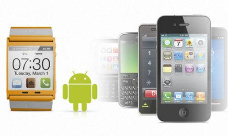 i'mWatch, el reloj Android
