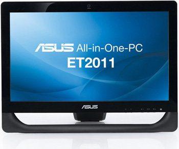 ASUS ET2011AUTB, una nueva todo en uno con Windows XP