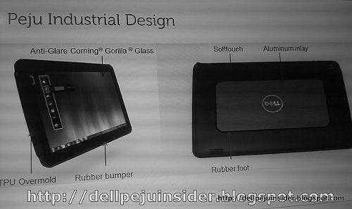 El nuevo tablet de Dell tendrá procesador Core i5