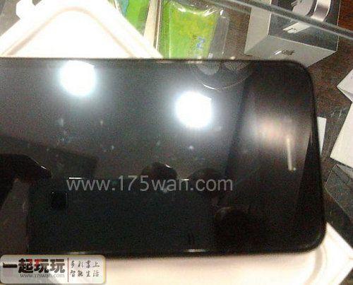 ¿Es este el nuevo iPhone 5 3D?
