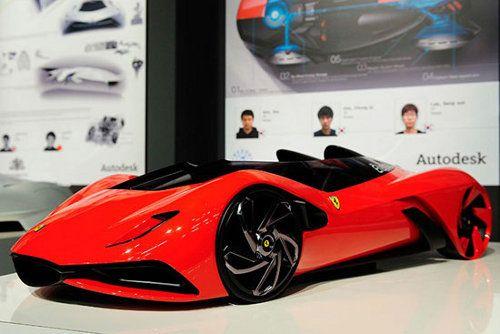 Este es el Ferrari del mañana