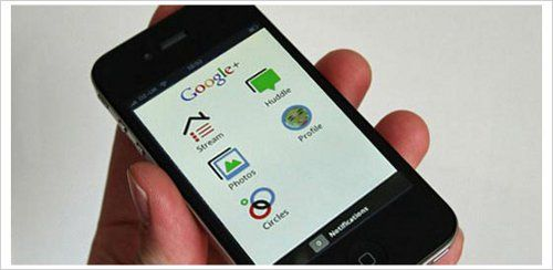Google+ ya está disponible para iPhone 3G, iPhone 3GS y iPhone 4