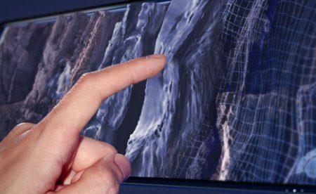 """Hora de """"sentir"""" texturas en las pantallas touch"""