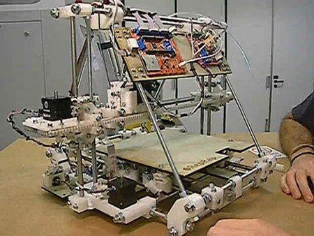 Impresora 3D utiliza chocolate como tinta