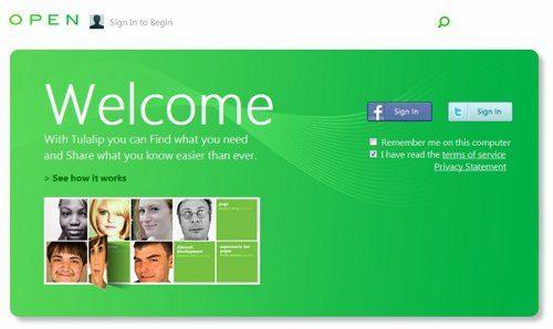 La nueva red social de Microsoft se filtra accidentalmente