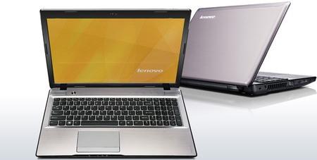 Lenovo IdeaPad Z575, laptop de 15,6 pulgadas con APU AMD Fusion