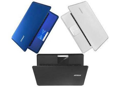 MSI CX480, nueva notebook de 14 pulgadas