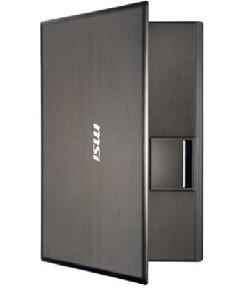 MSI GE620DX, nueva laptop de 15,6 pulgadas con procesador Core i7