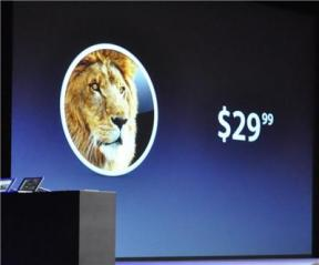 Mac OS X Lion es lanzado hoy
