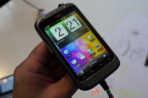 Nuevo HTC Wildfire S