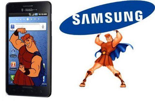 Nuevo móvil, el Samsung Hercules