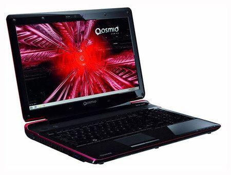 Toshiba Qosmio F750, una nueva laptop 3D que no requiere gafas