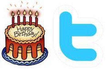 Twitter llega a su quinto aniversario