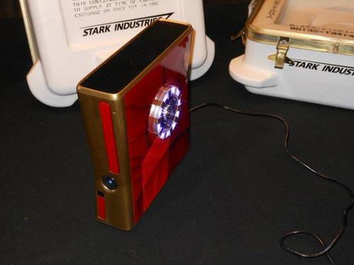 Xbox 360 versión Iron Man