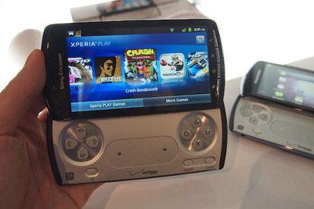 ¿A qué se debió el fallo del Sony PlayStation Phone?