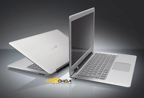 Acer Aspire 3951, una portátil similar a la MacBook Air y por menor precio