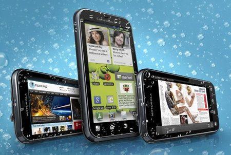 El Motorola Defy+ ya está aquí