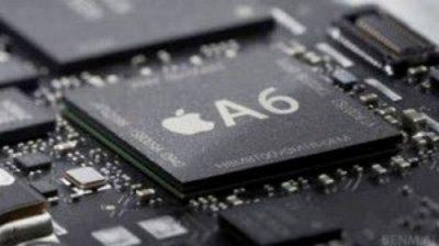 El nuevo chip A6 de Apple mejorará la velocidad y la duración de batería del próximo iPad