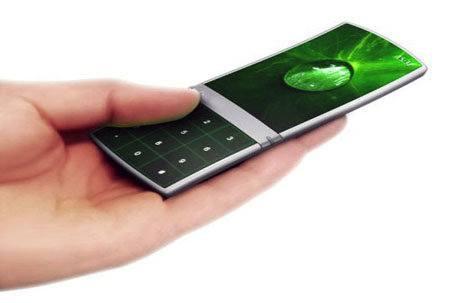 En un futuro cercano podríamos tener pantallas LCD que generen energía solar