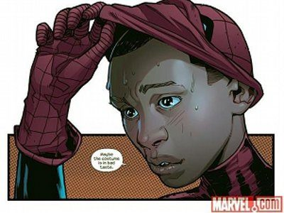 Este es el nuevo Spiderman